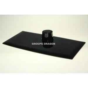 pied plancher pour televiseur lg fixation support tv avis et prix pas cher cdiscount. Black Bedroom Furniture Sets. Home Design Ideas