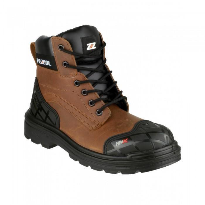 Pezzol amazon 649 chaussures montantes de s curit homme achat vente chaussures de - Amazon chaussure de securite ...