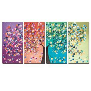 tableaux peinture sur toile arbre achat vente tableaux. Black Bedroom Furniture Sets. Home Design Ideas