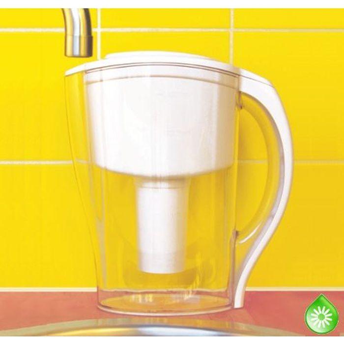 Carafe filtrante hydropure achat vente carafe filtrante soldes d hive - Les carafes filtrantes ...
