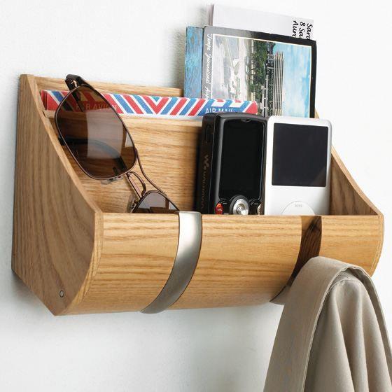 pat res vide poche design en bois naturel umbra achat. Black Bedroom Furniture Sets. Home Design Ideas