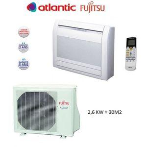 climatiseur console achat vente climatiseur console pas cher les soldes sur cdiscount. Black Bedroom Furniture Sets. Home Design Ideas