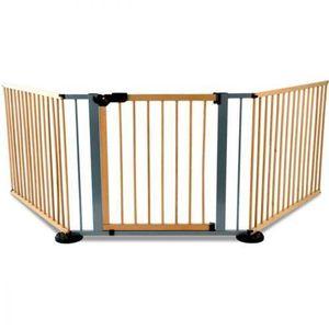 barriere pour chien achat vente barriere pour chien pas cher cdiscount. Black Bedroom Furniture Sets. Home Design Ideas