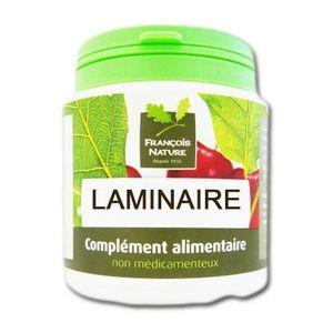 Laminaire - 120 gélules gélatine végétale