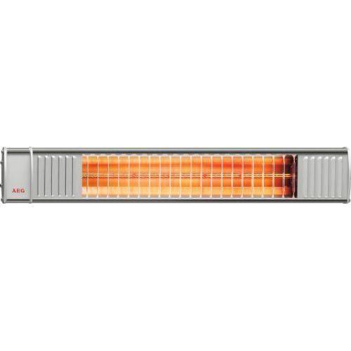 aeg 229946 radiateur radiant infrarouge ondes courtes premium en aluminium ip65 2000 w 230 v. Black Bedroom Furniture Sets. Home Design Ideas