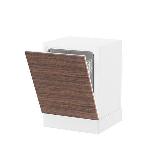 facade lave vaisselle full 60 70 wok decor bo achat vente finition meuble cuisine facade. Black Bedroom Furniture Sets. Home Design Ideas