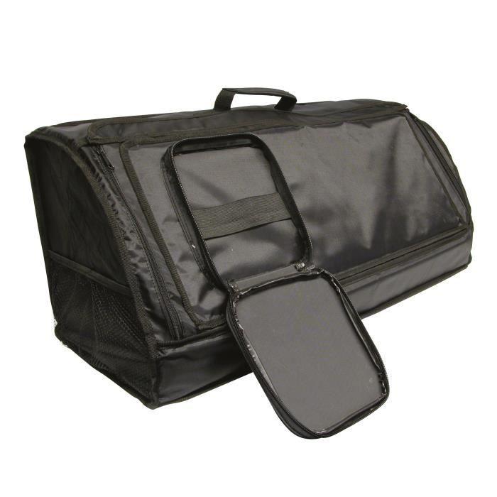 Sac de rangement pour le coffre noir jumbo 69 achat - Coffre pouf de rangement ...