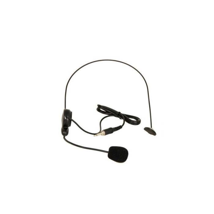 micro serre t te pour serie porthead headset microphone accessoire avis et prix pas cher. Black Bedroom Furniture Sets. Home Design Ideas