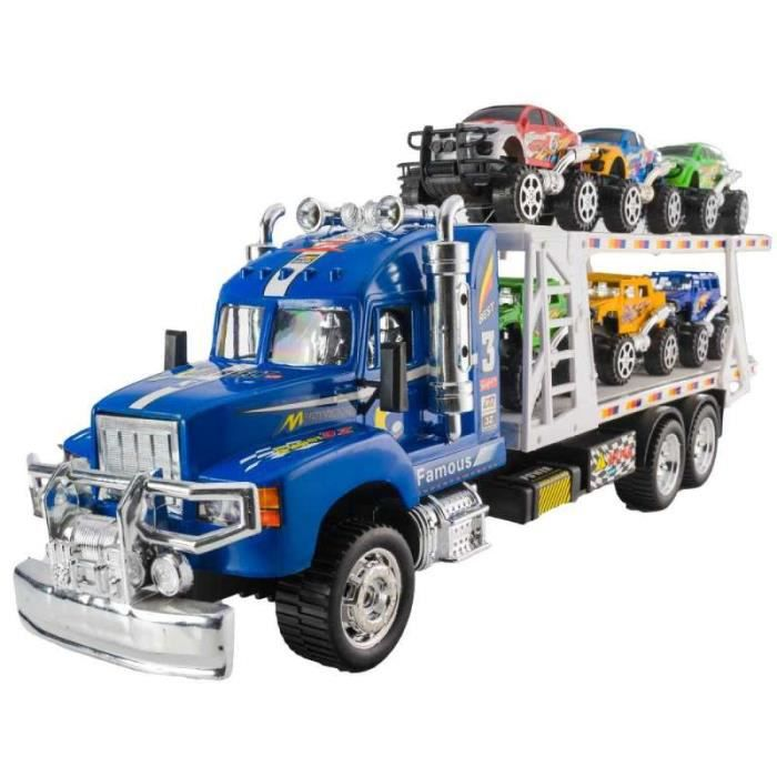 camion americain achat vente jeux et jouets pas chers. Black Bedroom Furniture Sets. Home Design Ideas