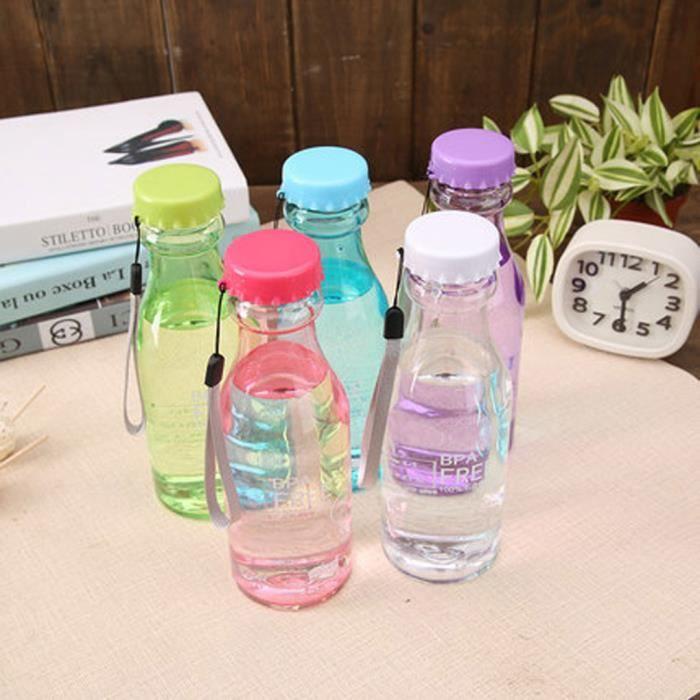 bouteille de soda en plastique transparente en verre violet prix pas cher cdiscount. Black Bedroom Furniture Sets. Home Design Ideas