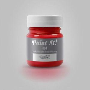 colorant alimentaire peinture paint it de rainbow dust rouge 25 - Colorant Peinture