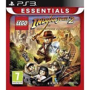 JEU PS3 Lego Indiana Jones 2 Essentials