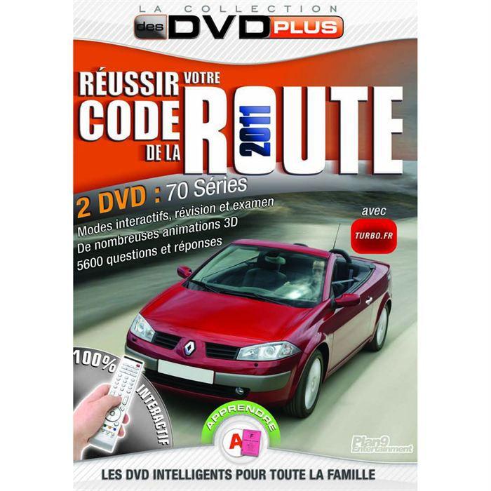dvd reussir votre code de la route 2011 en dvd film pas cher cdiscount. Black Bedroom Furniture Sets. Home Design Ideas
