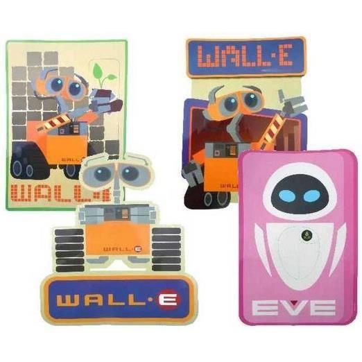 stickers wall e x 4 grands achat vente stickers wall sticker adesivi murali con frasi d amore gigio store