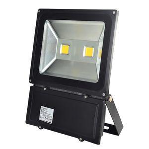 SPOT D'EXTÉRIEUR  2 PCS 100W Lampe Projecteur LED Blanc Chaud Haute