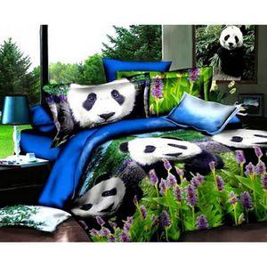 drap panda achat vente drap panda pas cher cdiscount. Black Bedroom Furniture Sets. Home Design Ideas