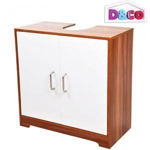 meuble sous vasque en bambou achat vente meuble sous vasque en bambou pas cher cdiscount. Black Bedroom Furniture Sets. Home Design Ideas