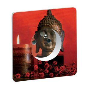 PRISE Prise Deco Lumiere de Buddha