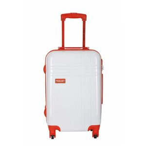 VALISE - BAGAGE TRAVEL ONE -  Valise - MIDDLES BLANC - Taille L
