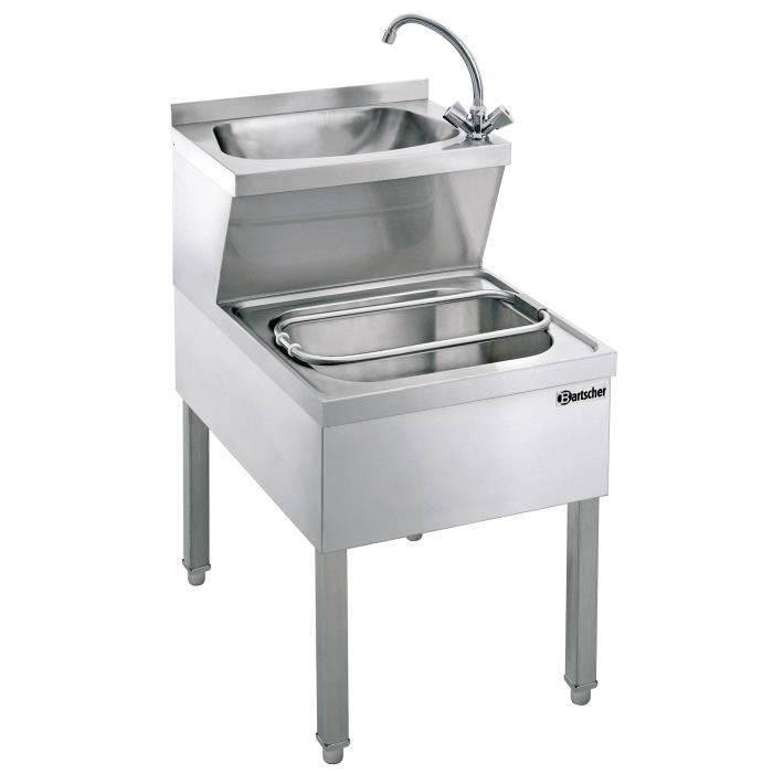 Combinaison lave mains vier achat vente evier de for Lave main cuisine