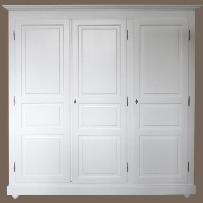 Preview for Armoire pin massif porte coulissante