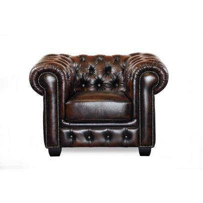 Fauteuil chesterfield brenton 100 cuir de buffle achat vente fauteuil ma - Fauteuil chesterfield cuir occasion ...