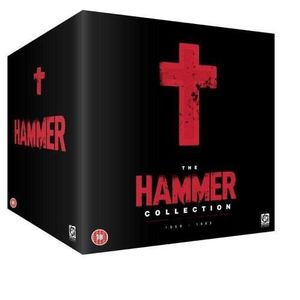 DVD DOCUMENTAIRE The Hammer Collection [21 Disc Collectors' Box Set