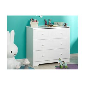 Commode b b et enfant oslo achat vente commode b b 3663944358636 les - Commode bebe cdiscount ...