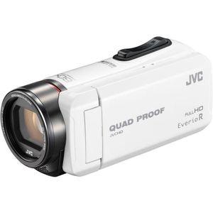 CAMÉSCOPE NUMÉRIQUE Camescope JVC GZ-R415 blanc