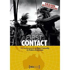 DVD DOCUMENTAIRE DVD First contact