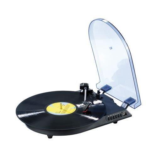 tourne disque usb avec enregistreur int gr platine vinyle prix pas cher cdiscount. Black Bedroom Furniture Sets. Home Design Ideas