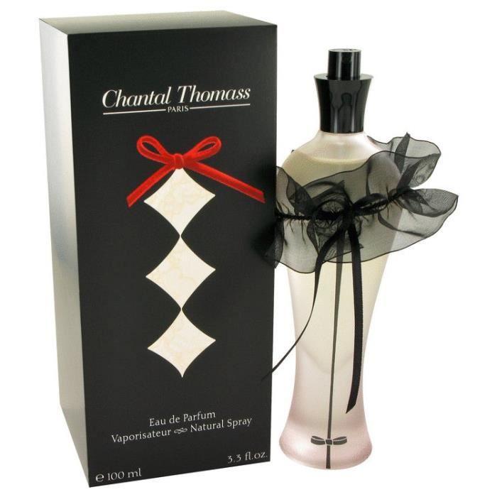 parfum pour femme chantal thomass 100 ml edp achat vente parfum parfum pour femme chantal t. Black Bedroom Furniture Sets. Home Design Ideas