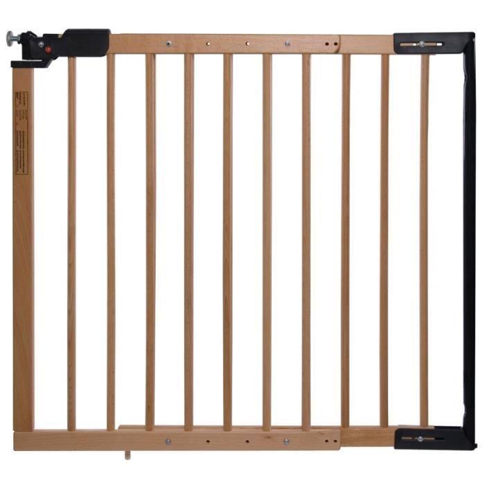 barriere d escalier en bois vernis mustang achat vente barri re de s curit 8717568070636. Black Bedroom Furniture Sets. Home Design Ideas