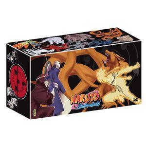 DVD MANGA Naruto Shippuden - Vol. 12 à 22 - Coffret DVD - Éd