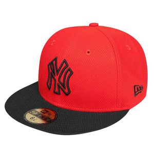 CASQUETTE New Era Homme Casquettes / Fitted Diamond Basic NY