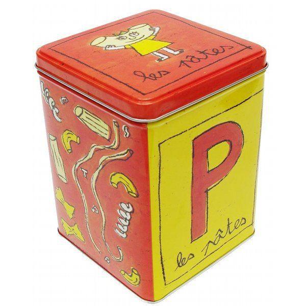 Boite A Pates : boite p tes design rouge achat vente boites de conservation boite p tes design rouge ~ Teatrodelosmanantiales.com Idées de Décoration