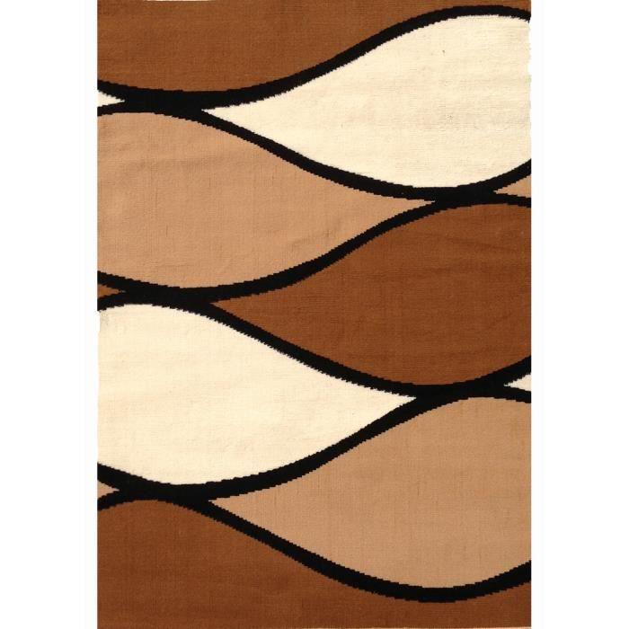 Tapis pas cher premier prix mondlo beige 160x23 achat vente tapis tapis - Tapis 160x230 pas cher ...