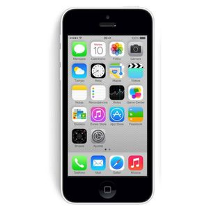 Téléphone portable Apple Iphone 5C 16 Go - blanc - Débloqué