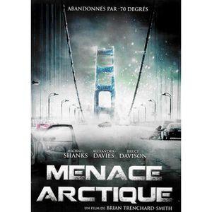 DVD FILM DVD MENACE ARCTIQUE - MICHAEL SHANKS