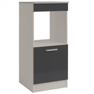 meuble colonne four achat vente meuble colonne four pas cher cdiscount. Black Bedroom Furniture Sets. Home Design Ideas