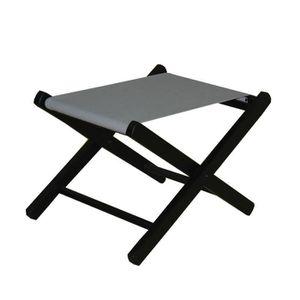 repose pied tissu achat vente repose pied tissu pas cher cdiscount. Black Bedroom Furniture Sets. Home Design Ideas