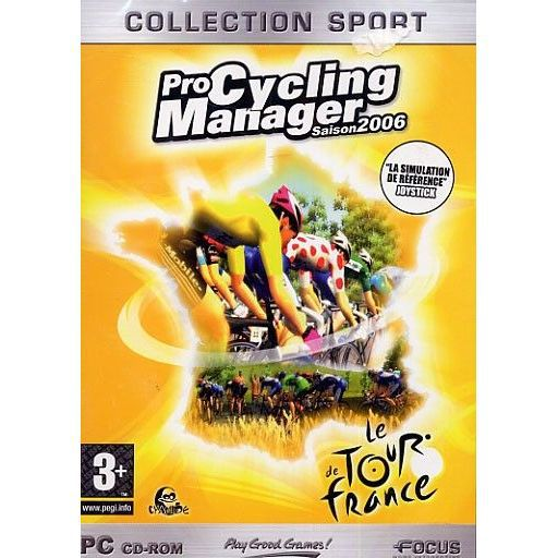 JEUX PC PRO CYCLING MANAGER : Saison 2006 / PC CD-ROM