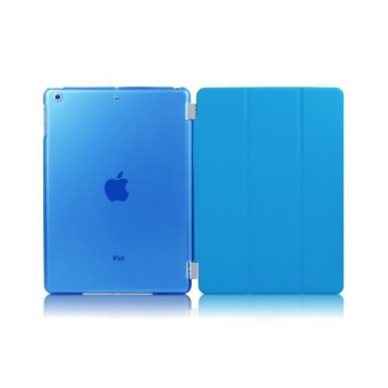 Housse etui smart cover ipad 2 3 4 coque arriere for Housse ipad 4