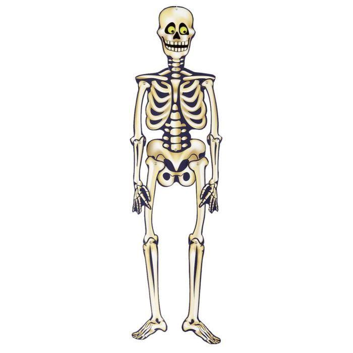 Squelette de d coration achat vente d co de f te for Decoration qui fait peur