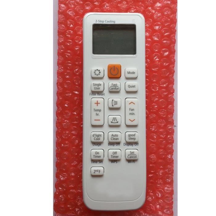 Remplacement samsung climatiseur t l commande db93 14195f db93 14195g db93 11 - Telecommande climatiseur samsung ...