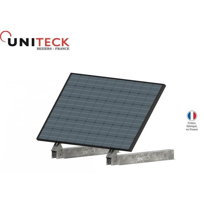 fixation pour panneau solaire 250w 280w achat vente. Black Bedroom Furniture Sets. Home Design Ideas