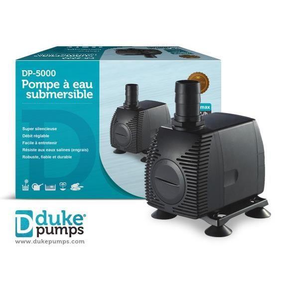 Pompe à Eau - Duke Pumps 5000 L/H - Achat / Vente ...