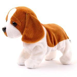 chien jouet qui marche achat vente jeux et jouets pas chers. Black Bedroom Furniture Sets. Home Design Ideas