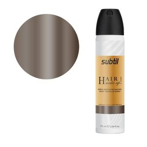 coloration spray subtil hair make up chtain clair - Subtil Coloration