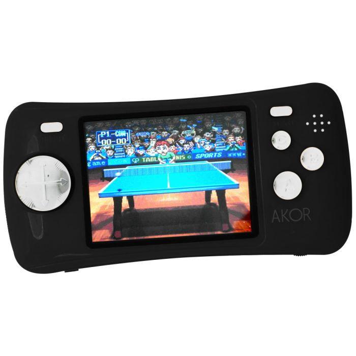 Console de jeux portable noire akor achat vente console autonome console de jeux portable no - Site de vente de console de jeux ...